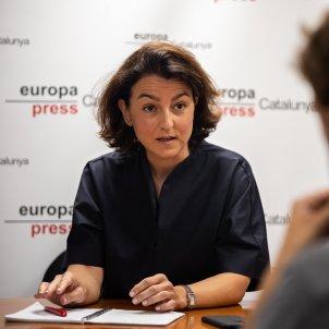 eva granados psc europa press