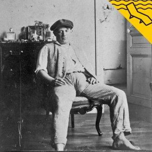 Picasso assegut web Gandula