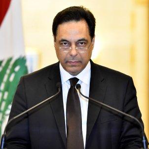 Dimiteix Hasan Diab president liban - Efe