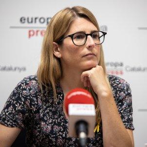 EuropaPress 3269645 nueva vicepresidenta jxcat elsa artadi entrevista europa press realizada