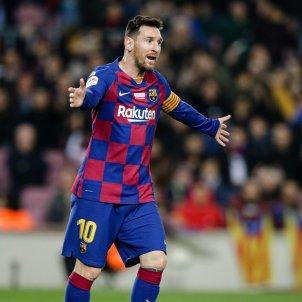 Messi enfadat Barca EuropaPress