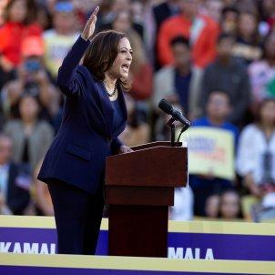 Kamala Harris vicepresidenta Biden Estats Units eleccions - Efe