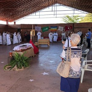 enterrament pere casaldaliga - Efe