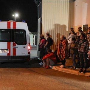 bielorússia centre detenció eleccions efe