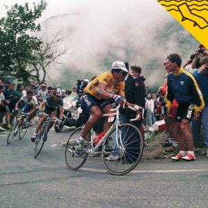 Miguel Indurain, Tour de France 1994 Gandula