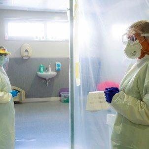 UCI logronyo coronavirus - efe