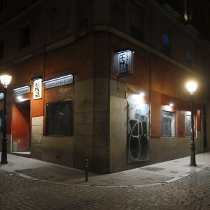 bar discoteca carrer tancament madrid - efe