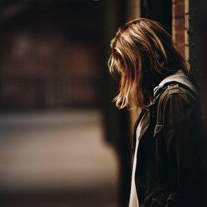 Mujer triste Unsplash