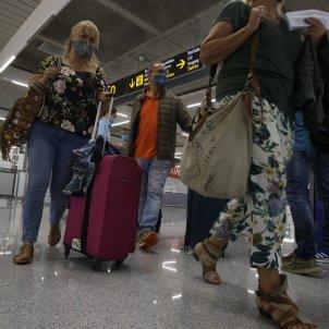 EuropaPress viajeros procedentes alemania llegan aeropuerto palma mallorca dia arranca