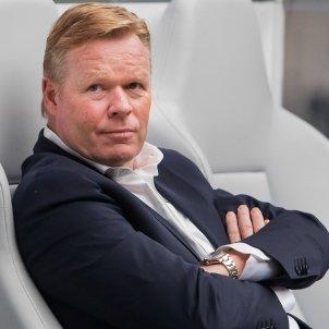 Ronald Koeman entrenador Europa Press