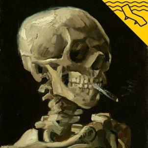 Crani fumant un cigarret - Vincent van Gogh - La gandula