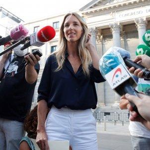 Cayetana Alvarez de toledo congres diputats - Efe