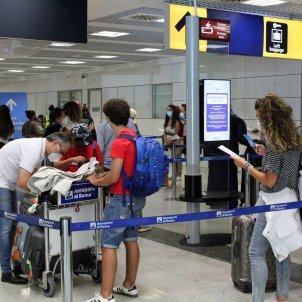 aeroport roma fiumicino coronavirus - efe