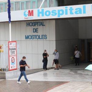 Hospital Mostoles / EFE