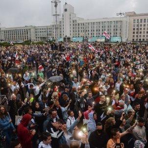 bielorússia protestes efe