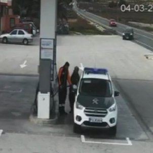 accident gasolinera