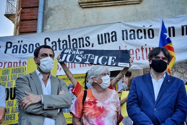 Puigdemont Comin Ponsati maternitat elna - @MiriamSBrichs