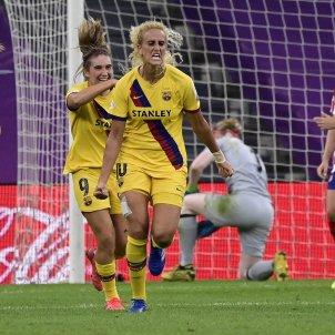 gol hamraoui barça femeni atletic EFE