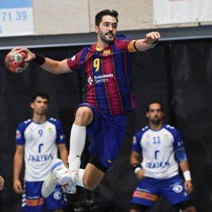 Raul Entrerrios Barca handbol FC Barcelona