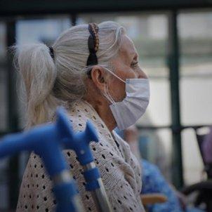 Residente de una residencia de mayores. Foto: Madrid / EuropaPress