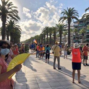 manifestació salou anc - adrià alsina