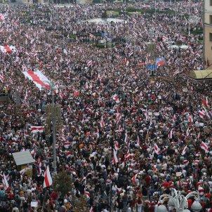 bielorússia manifestació efe