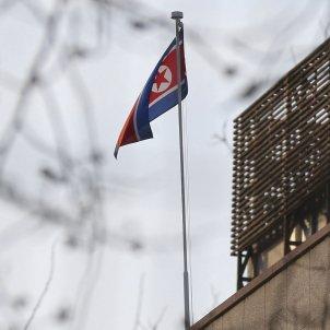 Ambaixada Corea del Nord a Xina / EFE