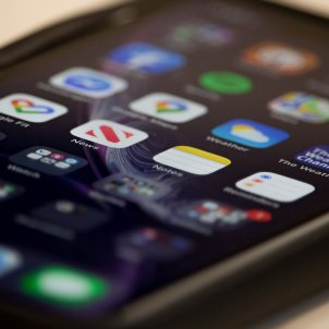 telèfon apps unsplash