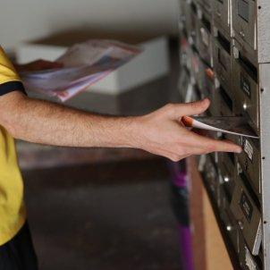 Correus bustia carters missatgeria carta cartes - Sergi Alcàzar