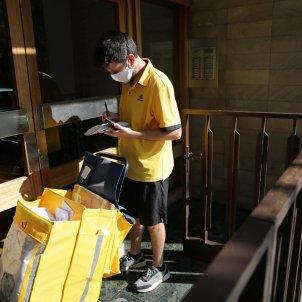 Correus carters missatgeria carta cartes - Sergi Alcàzar