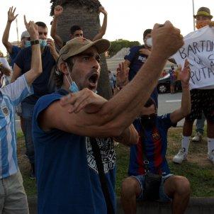 concentracio camp nou bartomeu dimissió - Sergi Alcàzar