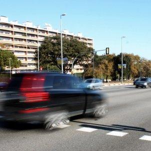 Cotxe Diagonal Barcelona / ACN