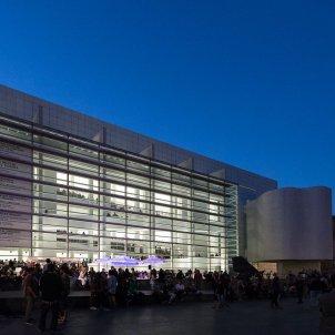 Nit dels Museus 2015 al MACBA