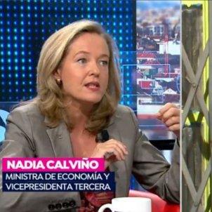 Nadia Calviño Antena3
