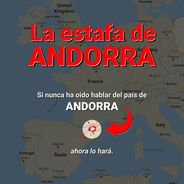 L'estafa d'Andorra Amazon