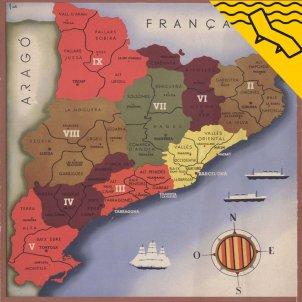 Mapa gran Gandula
