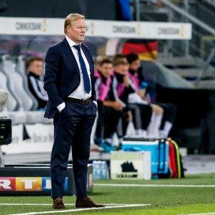 Ronald Koeman entrenador Barça - EuropaPress