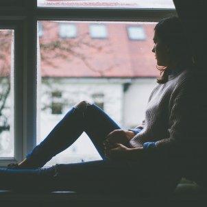 anisetat confinament solitud noia finestra - pixabay