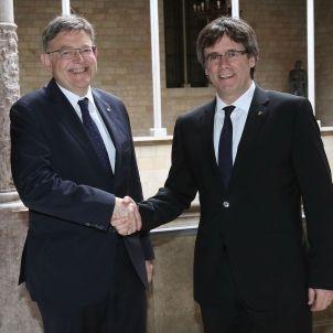 Ximo Puig Puigdemont - Foto Jordi Bedmar