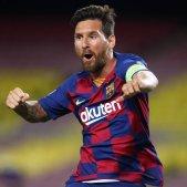 Leo Messi barça - Europa press
