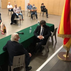 Puigdemont alcaldes nord catalans @josepalay