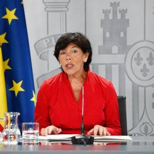 isabel celaa Europa Press