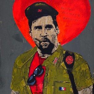 Messi Che Guevara @tvboy