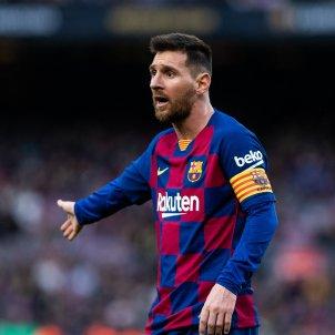 Messi queixa Barca EuropaPress