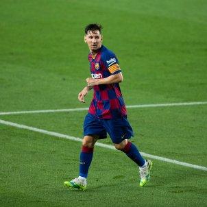 Leo Messi Barca trist Atletic Europa Press