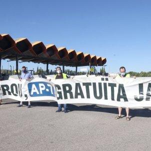El moviment per l'alliberament de l'AP-7