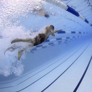 natacio piscina nedador pixabay