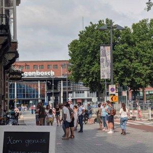 Amsterdam coronavirus EFE