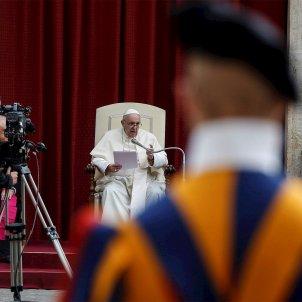 Papa Francesc coronavirus EFE 2