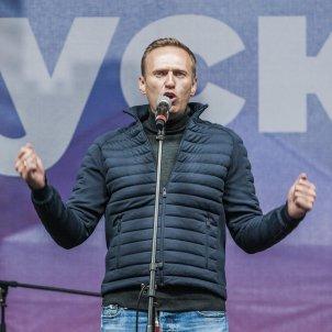 Alexei Navalni opositor putin - EuropaPress